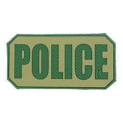 Патч Maxpedition Police Identification Patch Arid (POLDA)